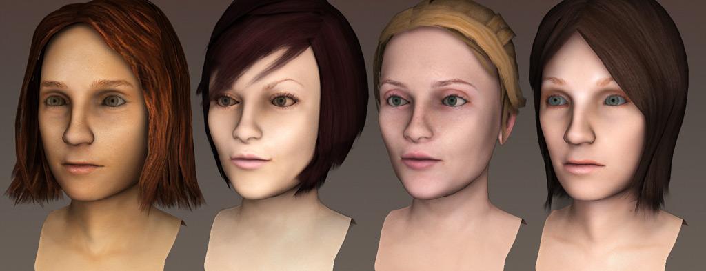 Maria Faces